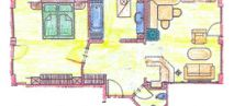 Romantik suite Plan