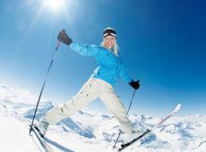 WINTER START IN THE STOCK – INCLUDES FREE SKI HIRE & SKI COURSE