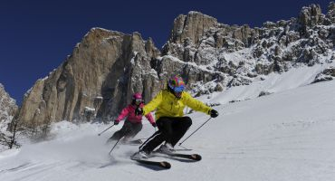 Ski Week in South Tirol