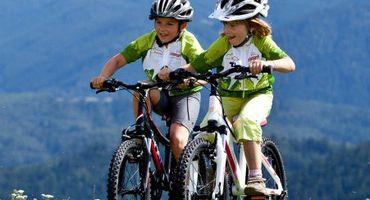 Mountainbike camp per ragazzi