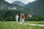 Urlaub zur Alpenblumenzeit