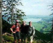 Pfingstferien bei Schloss Neuschwanstein