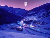 Kurz mal Weg in die weiße Winterpracht