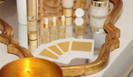Rituale schiena con massaggio all'oro