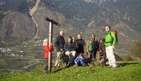 Rispondete al richiamo della montagna – Escursioni con guida