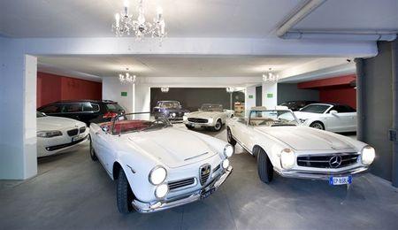 Garage (pro Nacht)