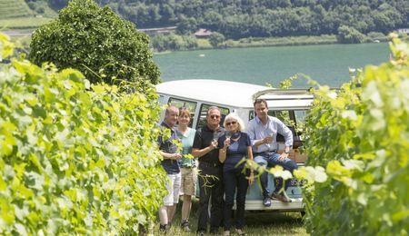Tour dei vini su macchine d'epoca