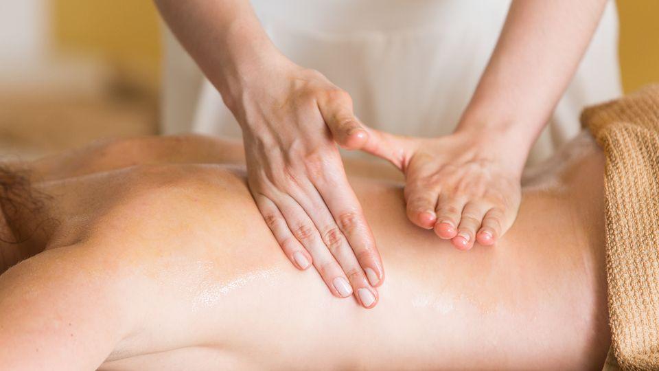 Massaggio per sportivi