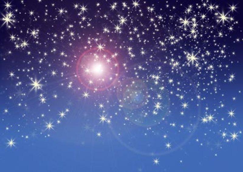 Sterne über Südtirols Himmel