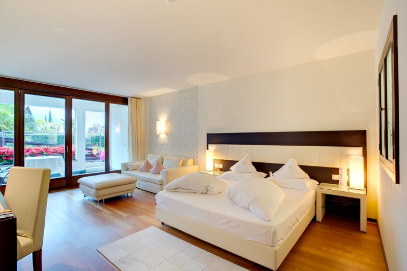 - Elegante Garten-Suite
