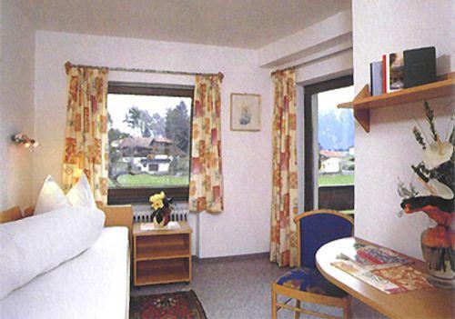 Wallnöfer - Einzelzimmer Tirolstil