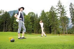 Vacanza golf per principianti al Karwendel | 3 PERNOTTAMENTI