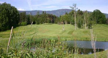 Golf nel bel mezzo delle Dolomiti