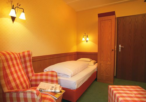 - Stammhaus Single Room