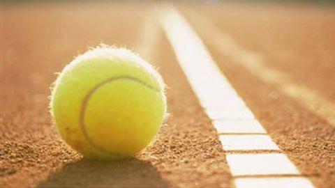Tennis-Gruppenstunde