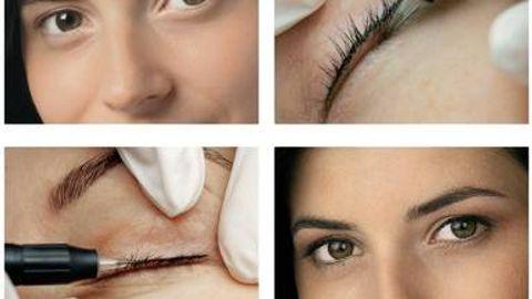 Permament Make-up - Nachbehandlung