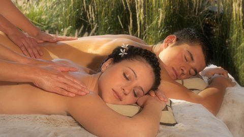 NEW: Massage with honey