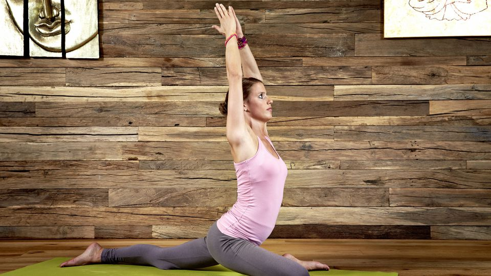 Yoga-Einheit