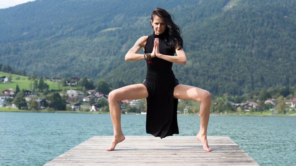 Yoga für die Flexibilität