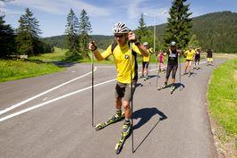 Ski-Roller package | 18.04. - 14.06.2014 & 20.09. - 19.10.2014