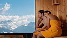 Schnell ins alpinahotel :-)