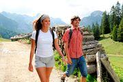 """Settimane di escursioni """"rose delle Alpi"""""""