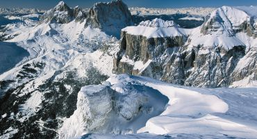 ACTION WEEK in the Dolomites