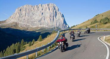 Dolomites Tour Ride  2015