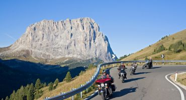Dolomiti- Tour Ride    Vacanze in moto