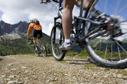 * Mountainbiken im Montafon   3 Tage
