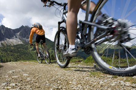* Mountainbiken im Montafon | 5 Tage