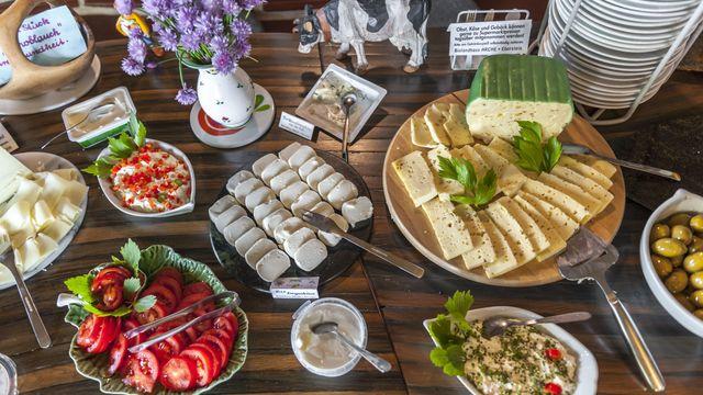 L'Austria mangia biologico: giorni da sogno