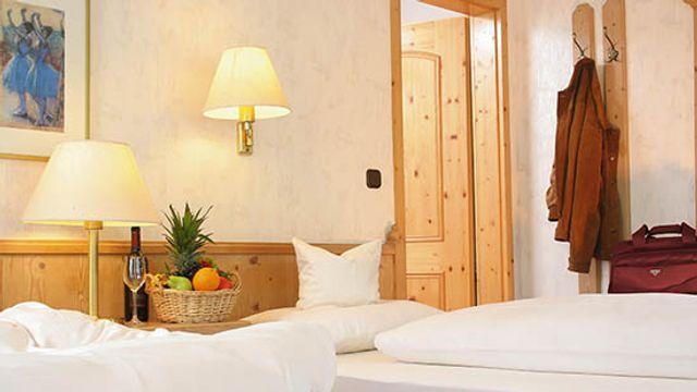 Gästehaus Doppelzimmer inkl. Frühstück