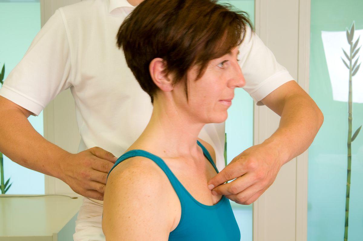 Rücken-Stärkungs-Woche