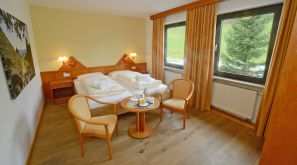 "Biohotel Eggensberger - MZ/Appartement ""Nord"" BASIS"