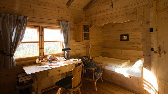 Lufthütte Taubenhütte