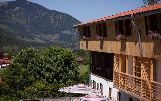 Der Tannerhof - das Bauernhaus Alte Tann