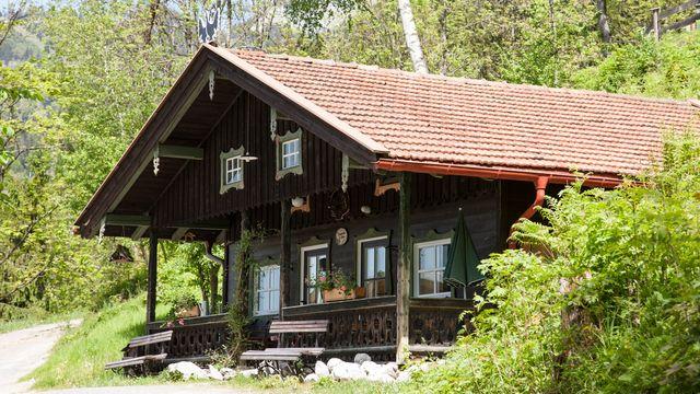 Lufthütte Auerhahn