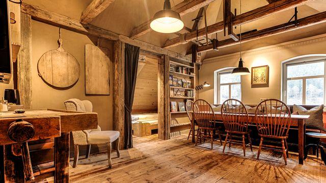 Suite Nr. 7 im Hotel Zur Mühle