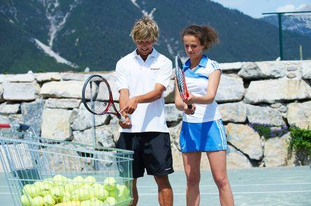 Tennis-Hit Funwochen