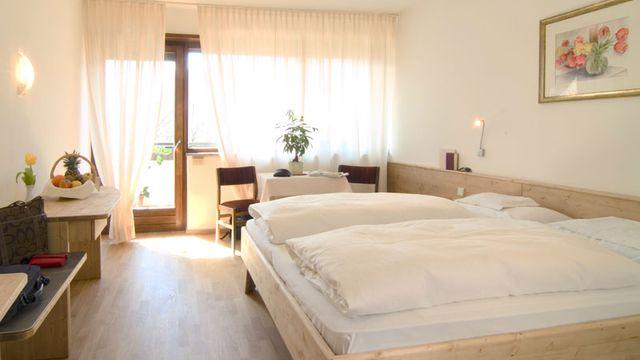 "Doppelzimmer ""Gartenblick"""