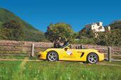 Cabrio Porsche Boxster - Verleih