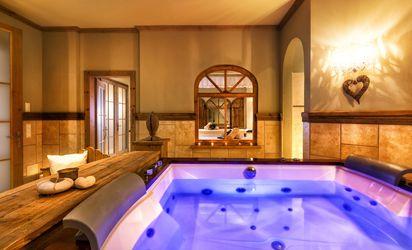 Suite Spa Privata nel centro benessere Jungbrünnl