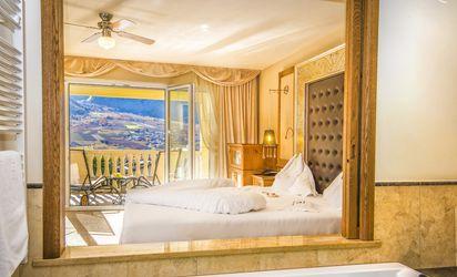 Camere & suite romantiche nel Sonnenschlössl