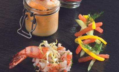 Cucina gourmet vitale e sana