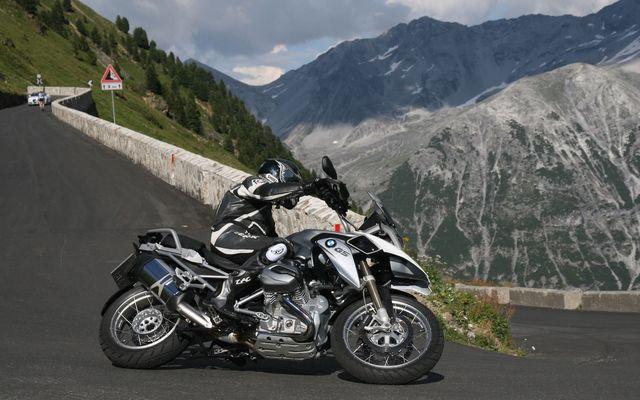 BIO HOTEL Anna: Motorradtour Stilfserjoch