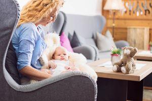 Familienpauschale Babyglück | 4 Übernachtungen