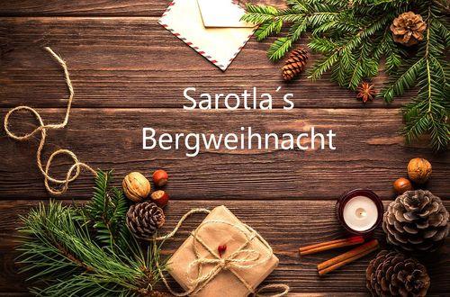 Sarotla´s Berg-Weihnacht