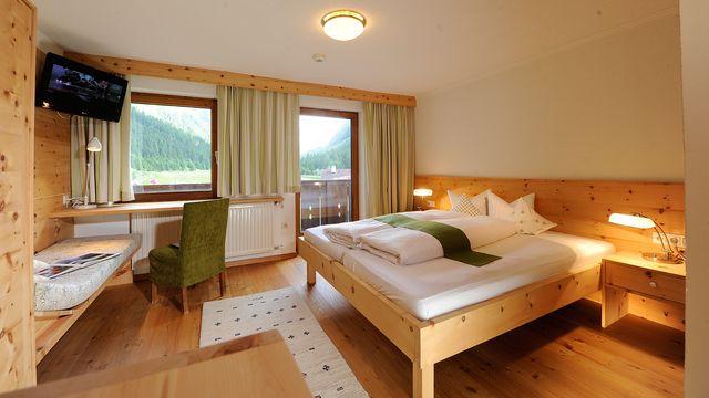 Doppelzimmer Wildspitzblick