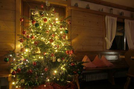 Bergweihnacht im Allgäu